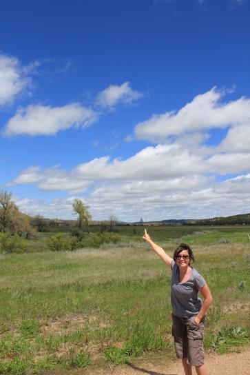 Wyoming backroads