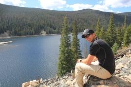 Comanche Peaks Wilderness backpacking, comanche peaks reservoir
