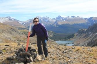 Comanche peakes scenic overlook, comanche peaks backpacking