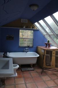Cinque Terre Sonoma, Cinque Terre bathroom, sonoma in december