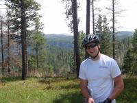 Spearfish south dakota mountain biking, black hills mountain biking