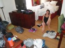 glenwood springs residence inn, backpacking mess