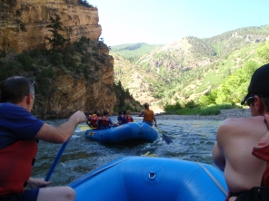 Glenwood Springs Rafting, Colorado River Rafting, Glenwood adventure company