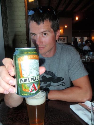 Avery Brewing Co IPA, Glenwood Springs dining, The Pullman glenwood springs