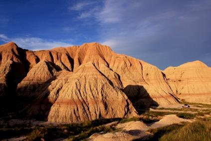 badlands national park backpacking, badlands national park camping, badlands national park sunset