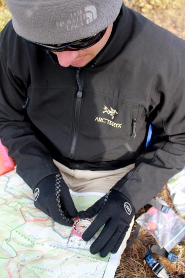 Colorado orienteering, backpacking orienteering, map and compass, colorado routfinding