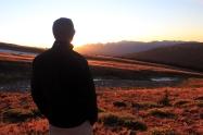 Colorado in September, September above treeline, colorado backpacking in september