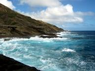 Oahu road trip, Oahu big waves, Oahu scenic drive