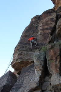 Forgot the name of this route