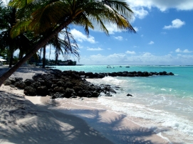 beach, sun, white sand, Caribbean picture perfect day