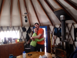 Flat Mountain Yurt