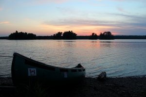 Turtle Flambeau Flowage, camping, canoeing, fishing, northern Wisconsin