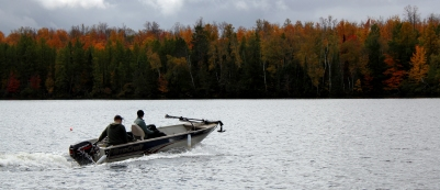 Boot Lake Wisconsin, wisconsin musky fishing, wisconsin fall fishing, wisconsin fall colors, autumn lake