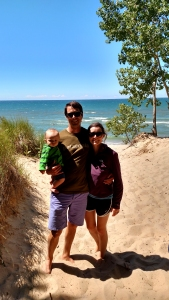 Saugatuck, Michigan, MI, beach