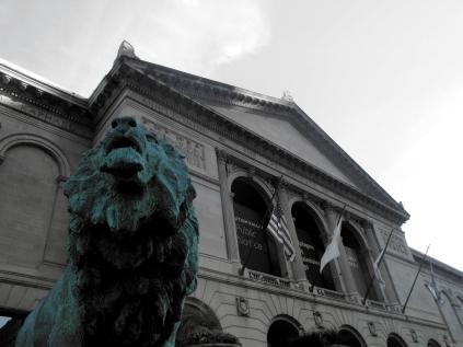 Chicago Art Institute, Chicago Museum, Chicago Michigan Ave