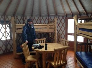keewaydin lake yurt, craig lake state park cross country skiing, michigan yurt, michigan cross country skiing, upper peninsula cross country skiing