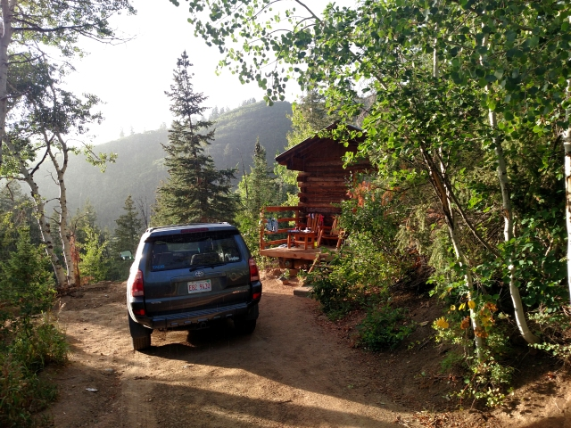 strawberry park hot springs, strawberry park cabin, steamboat springs, colorado hot springs