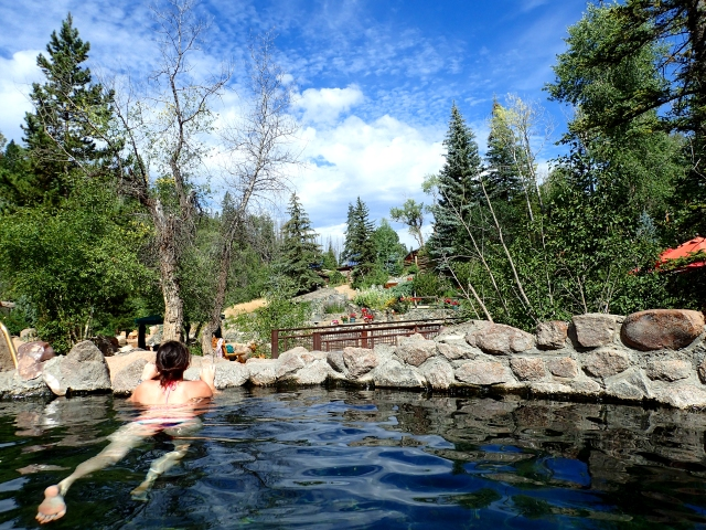 strawberry park hot springs, colorado hot springs, steamboat springs hot springs, steamboat springs