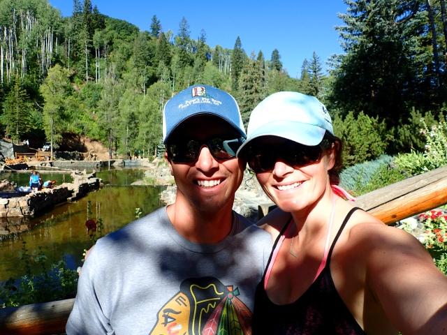 steamboat springs, morning soak, colorado hot springs, hot springs