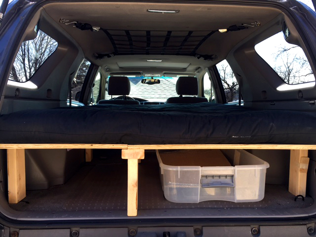 4runner Camper Conversion Cade Amp Molly