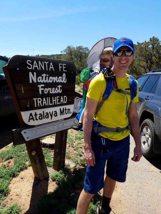 Atalayamtn, nm, newmexicohiking, hiking, trailhead, santafe, santafenm