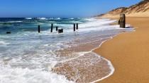 monterey, monterey bay, bay of monterey, beach, california coast, pacific, epic road trip