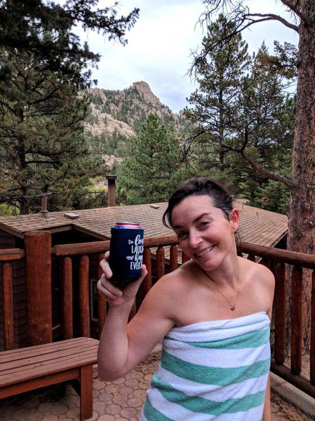 Caslte mountain lodge, estes park cabin, rocky mountain national park cabin, estes park lodging, colorado cabin